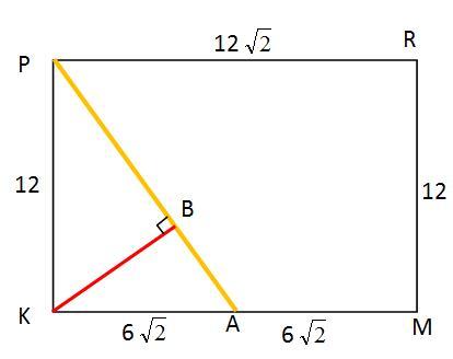 diagonal kmrp
