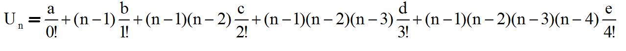 Deret aritmetika bertingkat